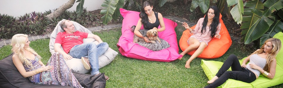 outdoor bean bag range